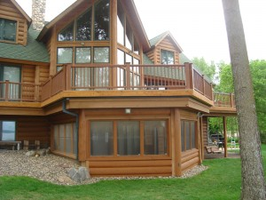 Deck Addition MN