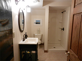 Remodeled Bathroom Edina