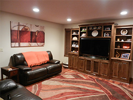 Basement Finishing Edina