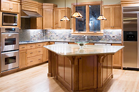 Remodeled Kitchen in Wayzata