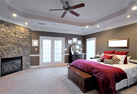 Remodeled Master Bedroom Mn